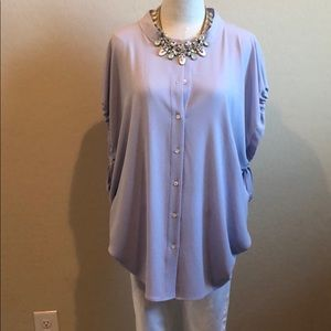 Vince Camuto Button Down Blouse